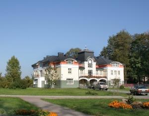 Что лечат в санаториях Литвы