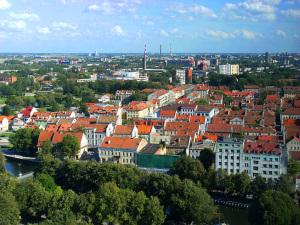 Лето в Вильнюсе