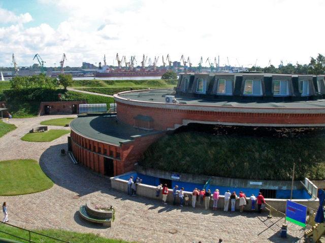 Морской музей в Клайпеде