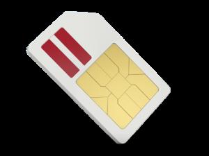 Операторы мобильной связи в Латвии
