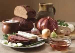 Традиционное блюдо литовской кухни