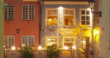 Рестораны латышской кухни