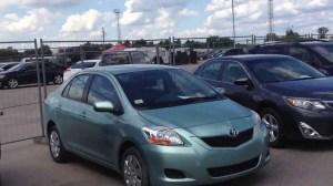 Продажа б/у автомобилей на Мариямпольском автобазаре