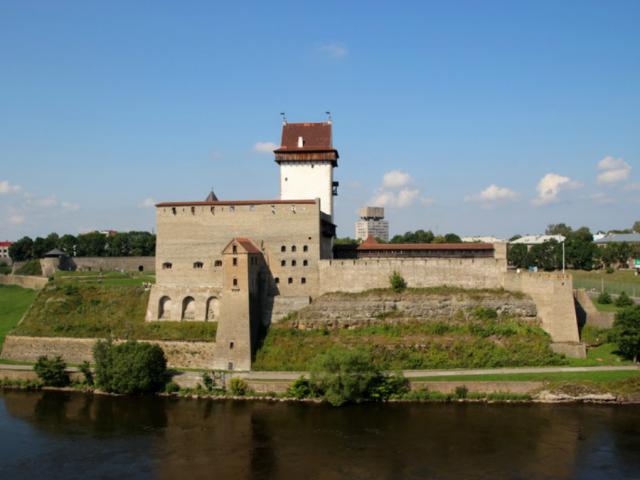 Замок Германа в Нарве