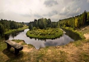 Национальный парк Аукштайтия в Литве