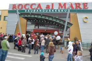 Торговый центр Rocca al Mare