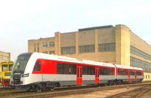 Поезд из Минска в Вильнюс